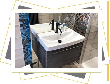 Bathroom homepage